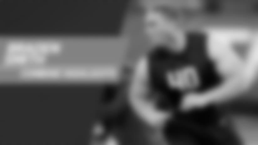 Auburn offensive lineman Braden Smith's full 2018 NFL Scouting Combine workout