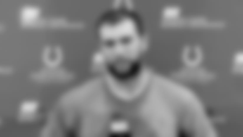 6/12/18 - Andrew Luck Full Press Conference