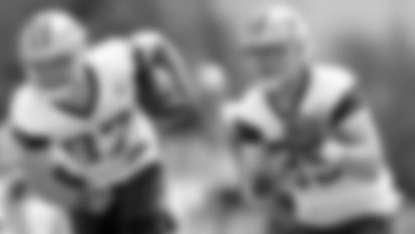 Por primera vez desde 2003, los Cowboys tienen una batalla por el puesto de ala cerrada titular, una de las pocas titularidades disponibles para el campamento.