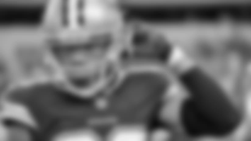Cowboys Officials Still Gathering Info Following Terrance Williams' Arrest
