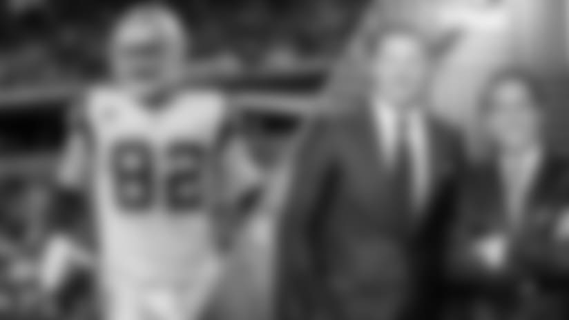 Past/Present: Witten Making MNF Team Debut