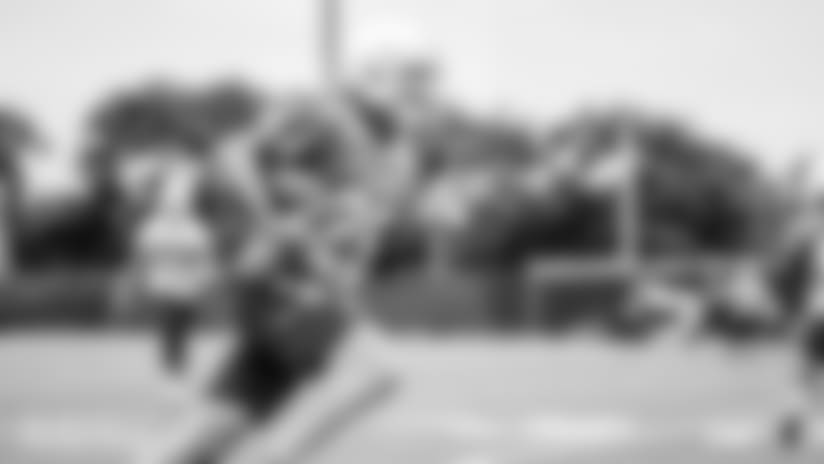 DOLPHINS DARKROOM: Defensive Backs Offseason Gallery