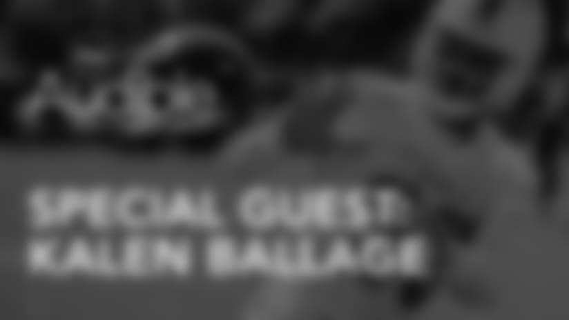 The Audible Ep. 17 | Kalen Ballage