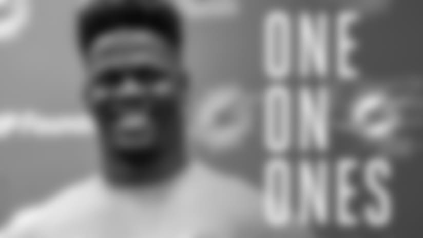 One-on-one With Jerome Baker