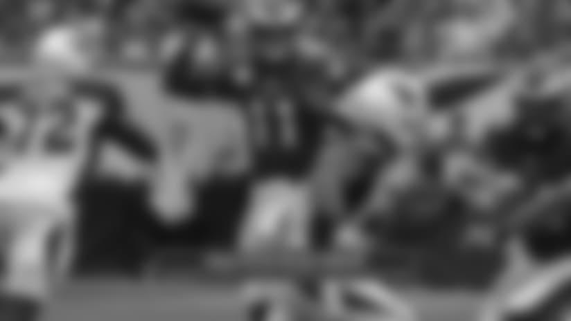 Chalk Talk: Corey Clement Breaks Down The RB Position