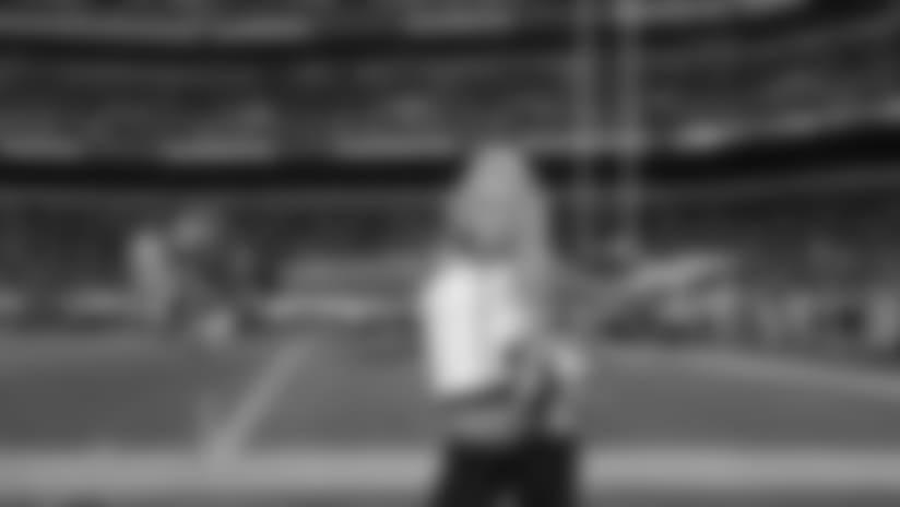 Cheerleaders On Gameday: Buccaneers
