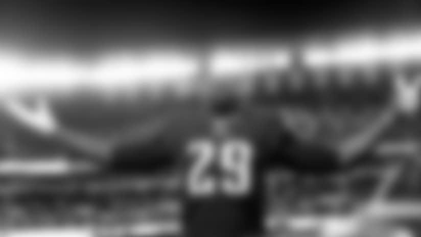 Raiders Vs. Eagles: December 25