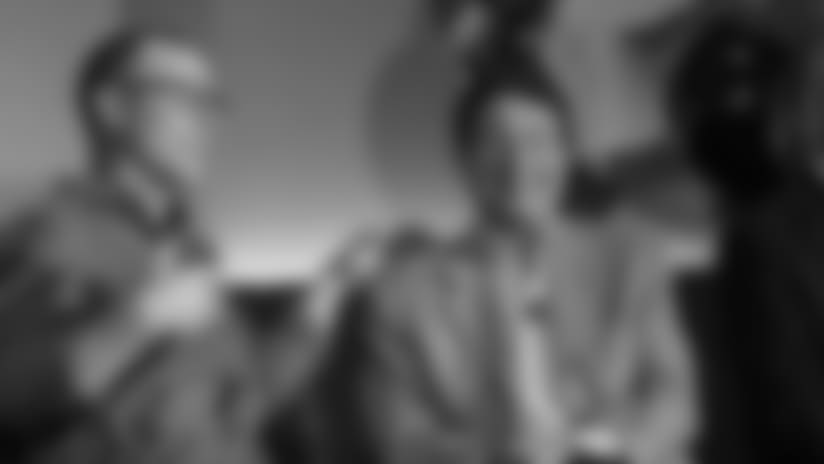 David Akers Hall Of Fame Brunch