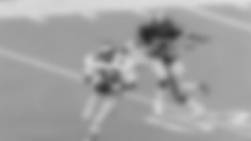 Jaws To Quick: The NFL's Longest Pass Play