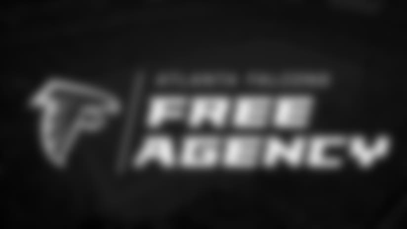 2016 Falcons Free Agency Tracker