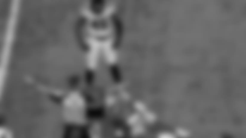 Falcons defense looks to stop LeSean McCoy