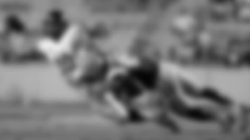 Highlight Reel: Deion Jones