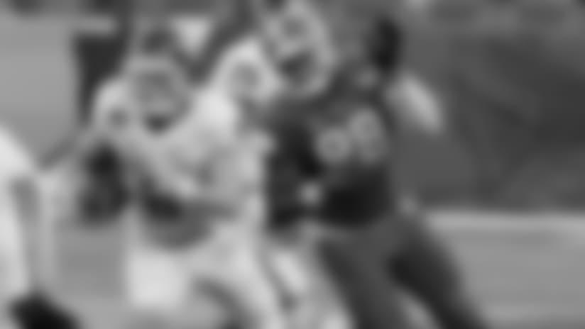 Kiper's First Mock Draft: Falcons Take DE Dodd