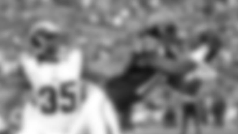 2016 Gameday: Falcons at Rams