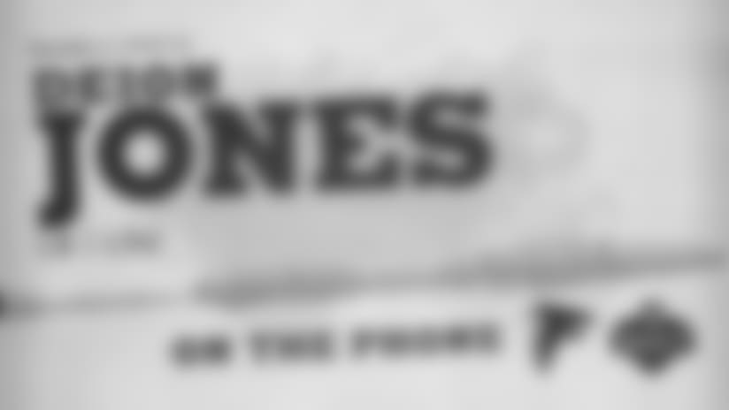 On The Phone: Deion Jones