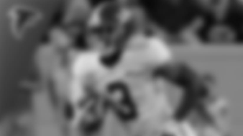 Atlanta Falcons select Calvin Ridley No. 26
