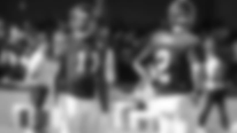 Early Bird Report 4/10: Matt Ryan happy to have Julio Jones healthy this offseason