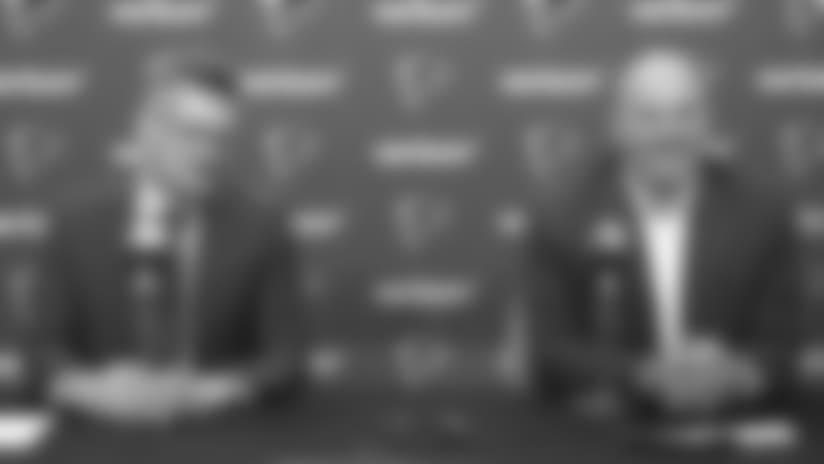 Dimitroff, Quinn Recap Falcons' 2016 Draft