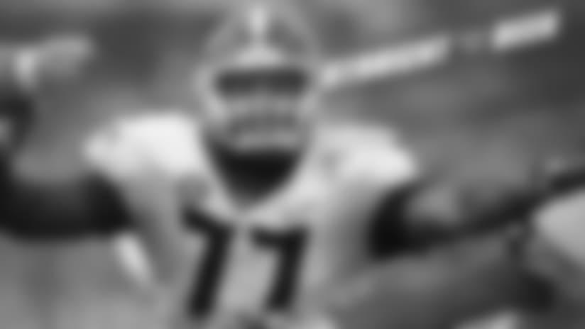 Questions about Falcons drafting a guard, taking 2 defensive tackles, Matt Schaub, more