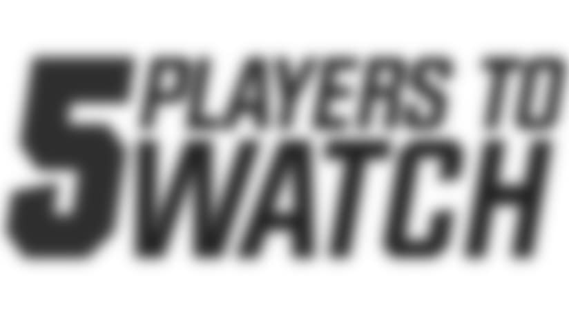 5 Players To Watch