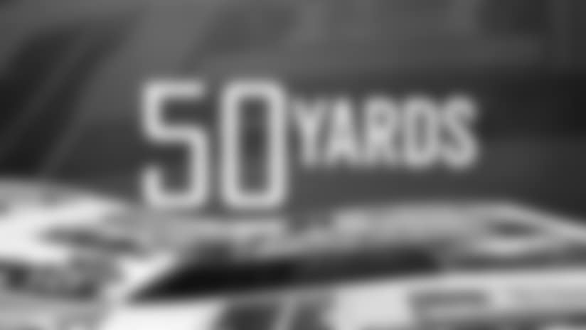 50 Yards With