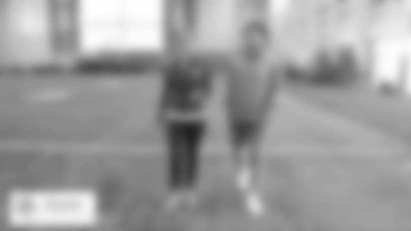 """""""50 Yards"""" with Evan Engram"""