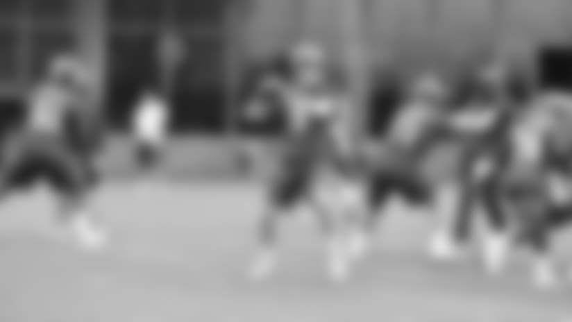 Photos: Giants OTA practice (5/22)