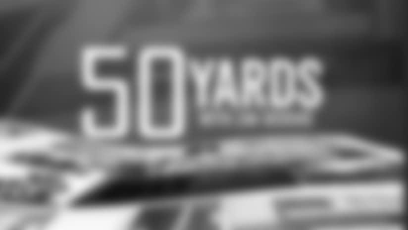 """""""50 Yards"""" with Zak Deossie"""