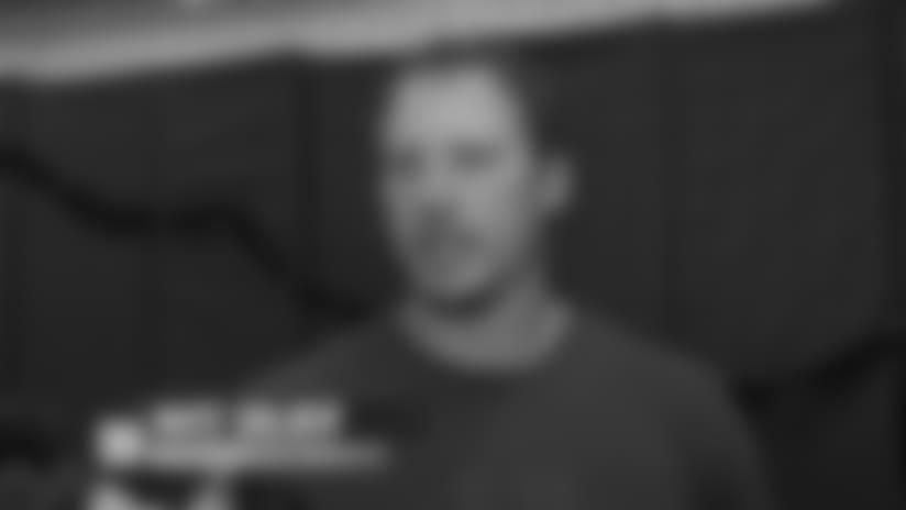Tackle Nate Solder on goals for minicamp