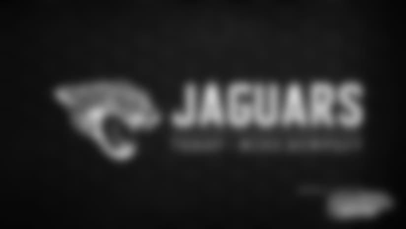 Jaguars Thursday: 02/09