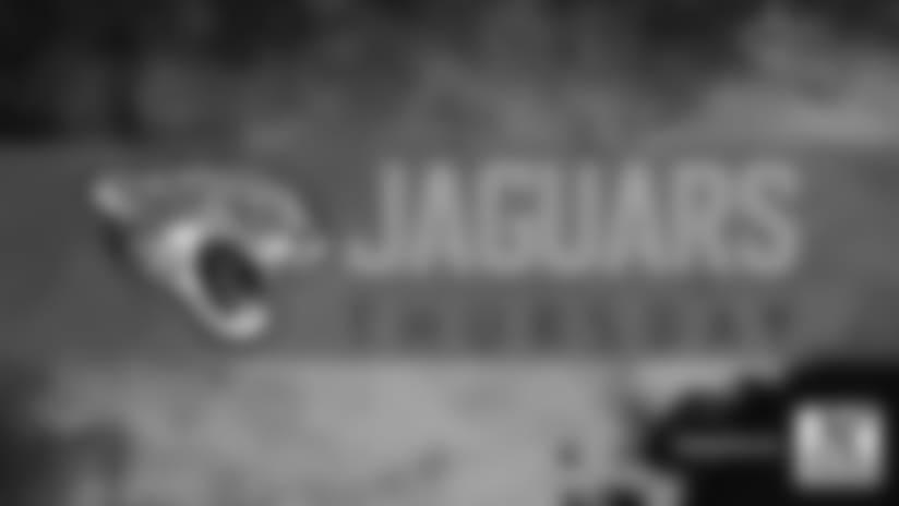 Jaguars Thursday: 07/20