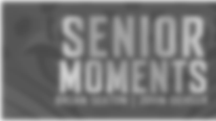 Senior Moments: Tom Terrific
