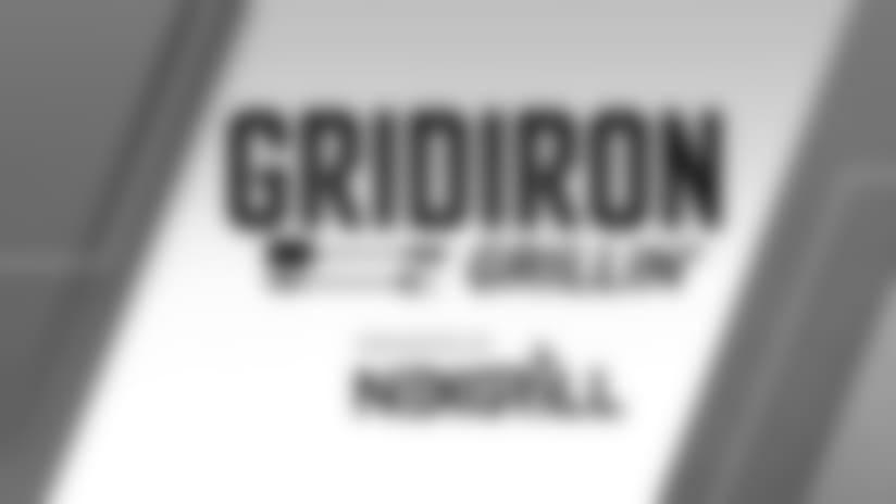 Gridiron Grillin': Josh Lambo