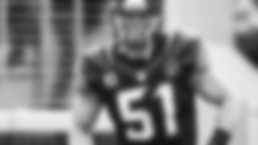'17 offseason: Posluszny to strong-side linebacker