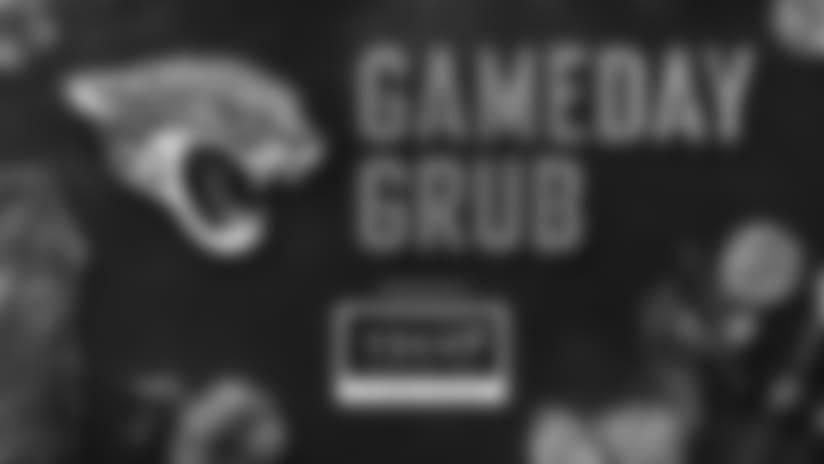 Gameday Grub: Shrimp and Scallops