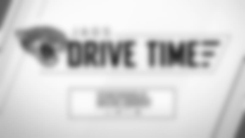 Jags Drive Time: Wednesday, August 15
