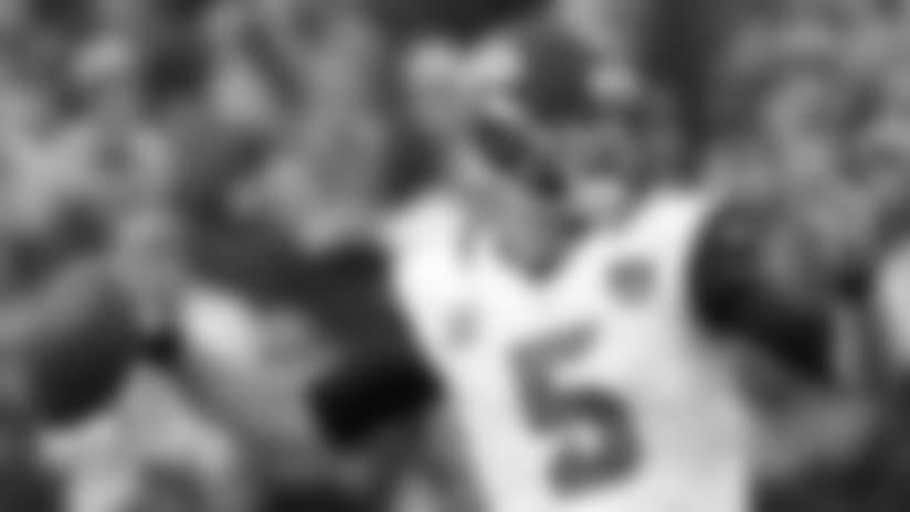 2017 Combine: 'I see Blake as our quarterback'