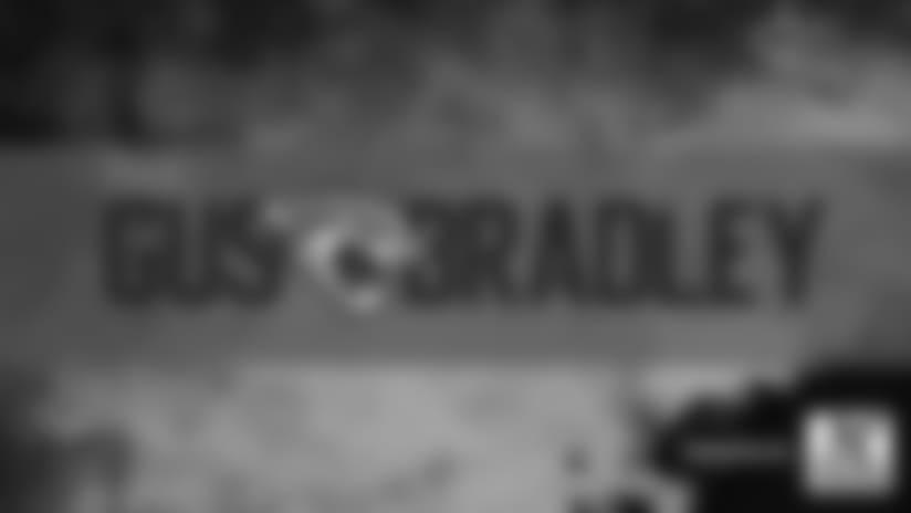 Gus Bradley Show: 12/15