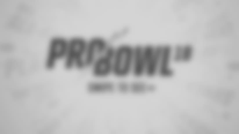 2018 Jaguars Pro Bowl Selections