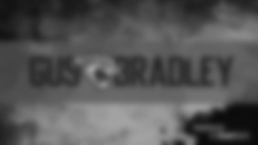 Gus Bradley Show: 10/13