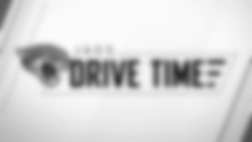 Jags Drive Time: Friday, August 17