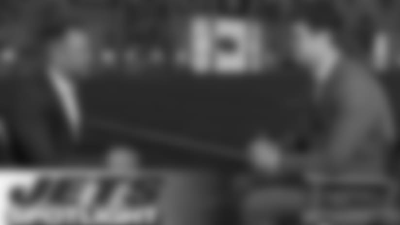 Jets Spotlight: First-Round Pick Sam Darnold