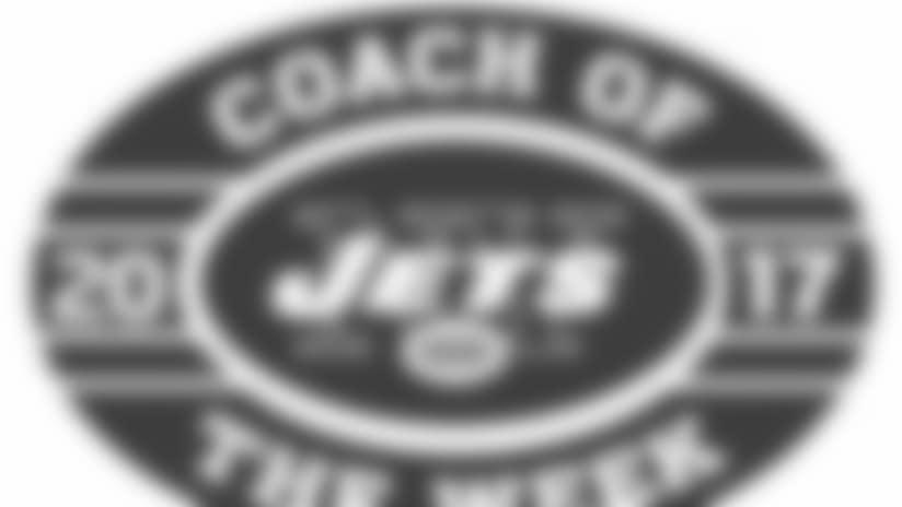 Jets, Gatorade Name Jason Mollison Coach of the Year