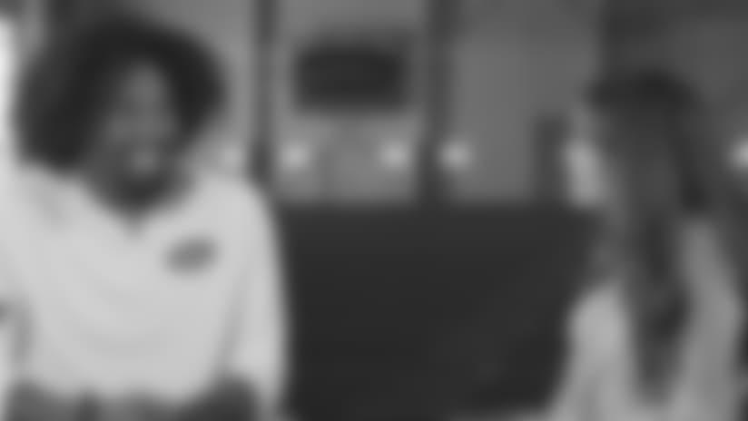 SNY: Leonard Williams 1-on-1