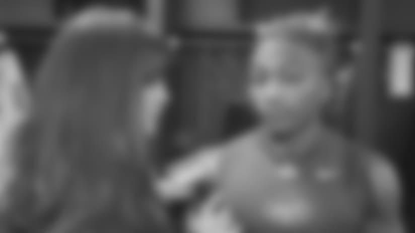 SNY: Buster Skrine Postgame 1-on-1