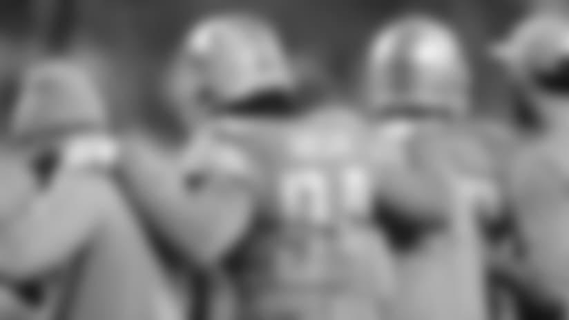 Lions vs. Packers: Pregame photos
