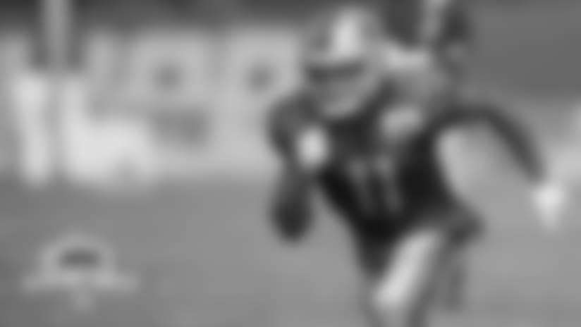Camp Spotlight: Wide receiver Marvin Jones Jr.