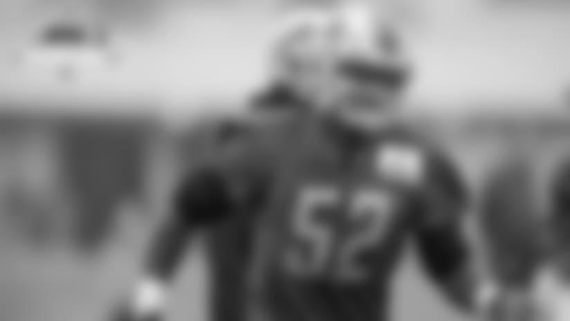 Camp Spotlight: Linebacker Christian Jones