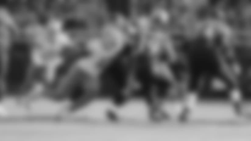 Lions at Ravens: Game photos