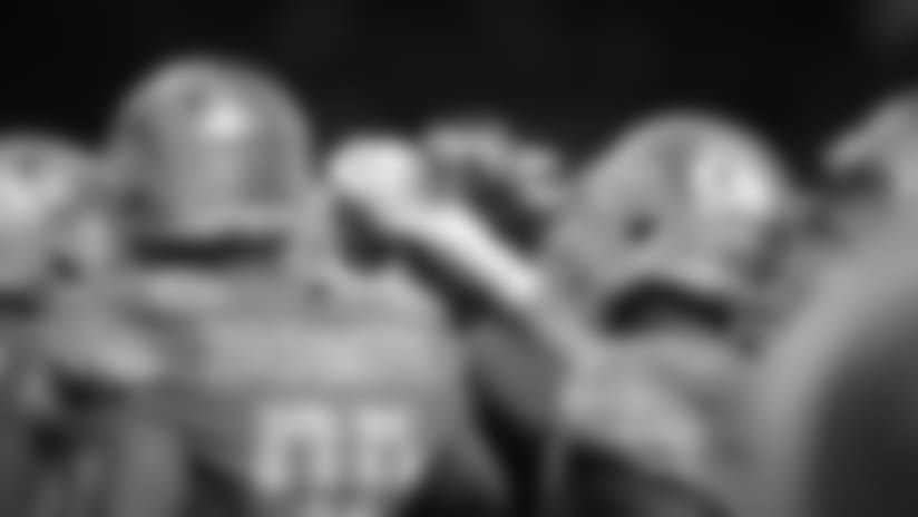 Lions vs. Browns: Pregame photos
